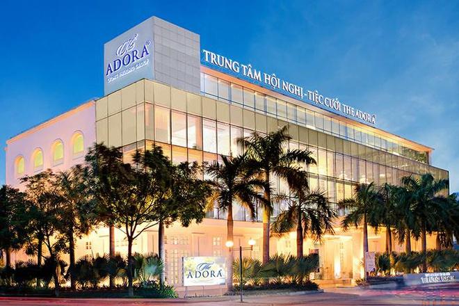 Hệ thống Trung tâm Hội nghị - Yến Tiệc The ADORA