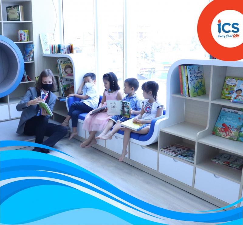 Hệ thống trường Mầm non - Tiểu học ICS (I Can School)