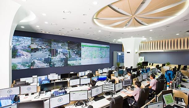 Hệ thống Vận hành và Thông tin giao thông Seoul (TOPIS)