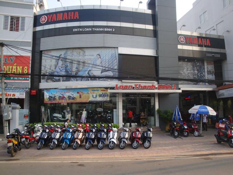 Hệ Thống Yamaha Loan Thanh Bình