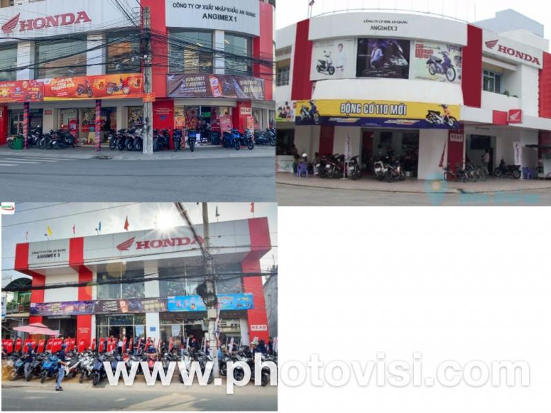 Các cửa hàng Head Angimex