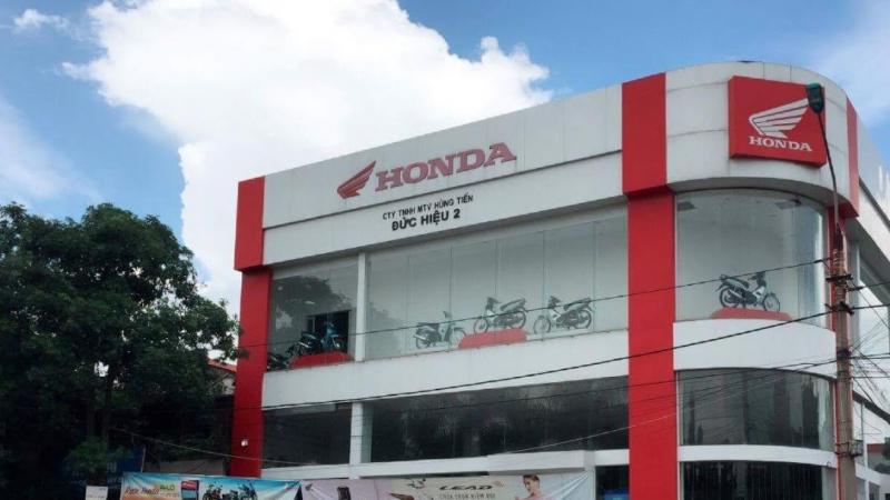 Honda Đức Hiệu là doanh nghiệp uy tín lâu năm , khẳng định được thương hiệu về chất lượng và dịch vụ