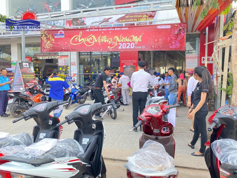 HEAD Hòa Bình Minh Tây Ninh
