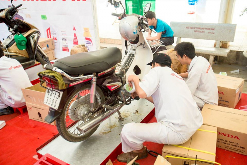 Head Honda Datraco
