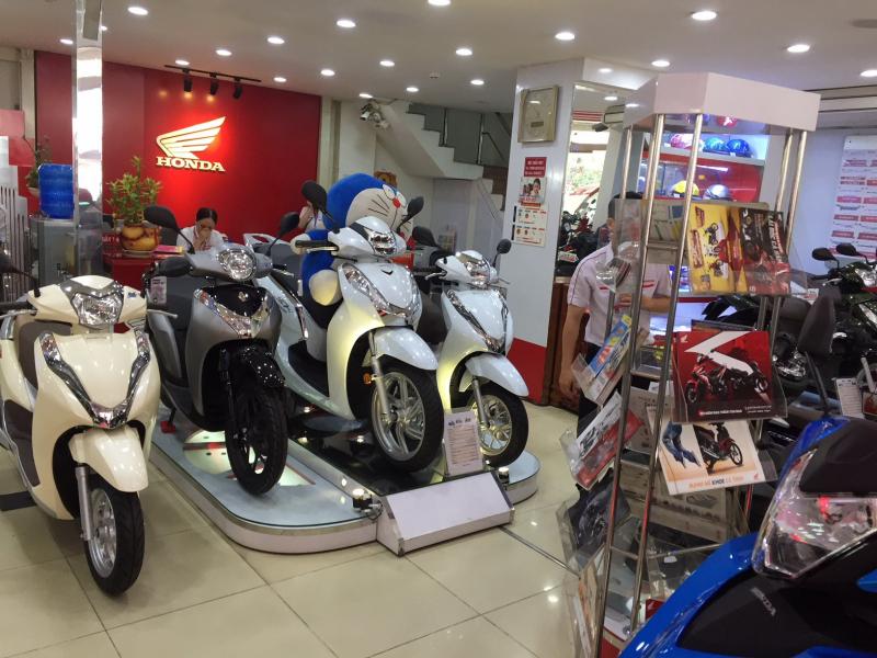 Cửa hàng Honda Giáo Liêm