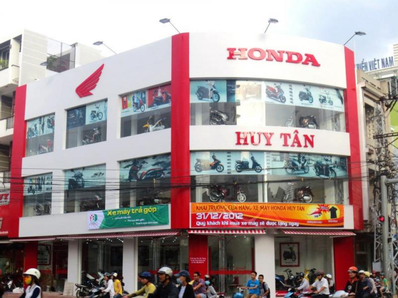 Cửa hàng Honda Huy Tân