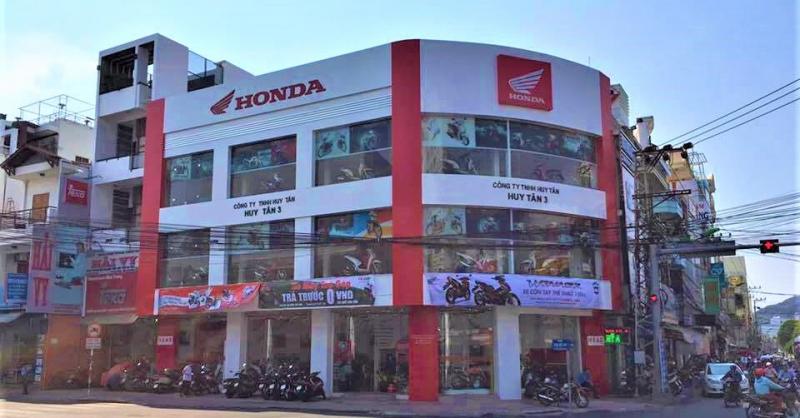 Head Honda Huy Tân