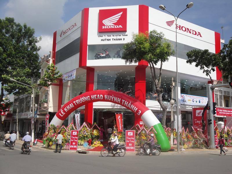 Honda Huỳnh Thành 3
