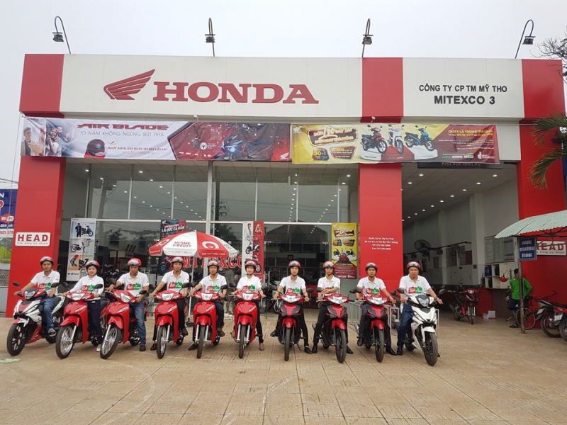 Head Honda Mitexco