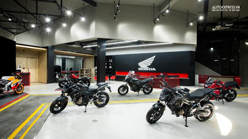 Cửa hàng Head Honda Nam Anh