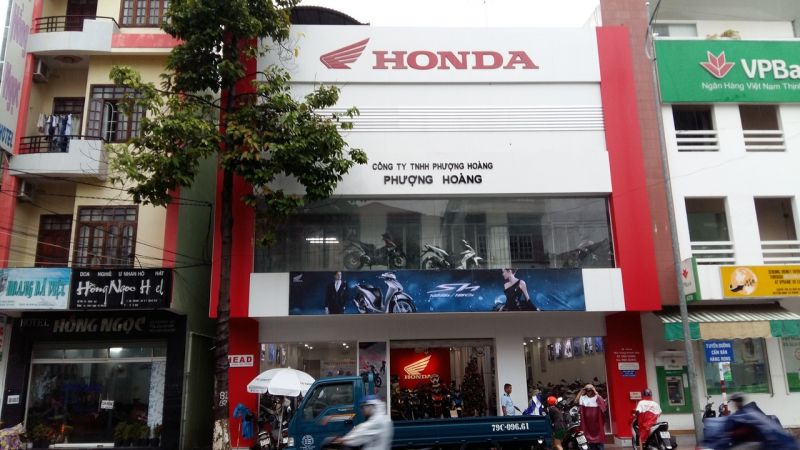 Honda Phượng Hoàng