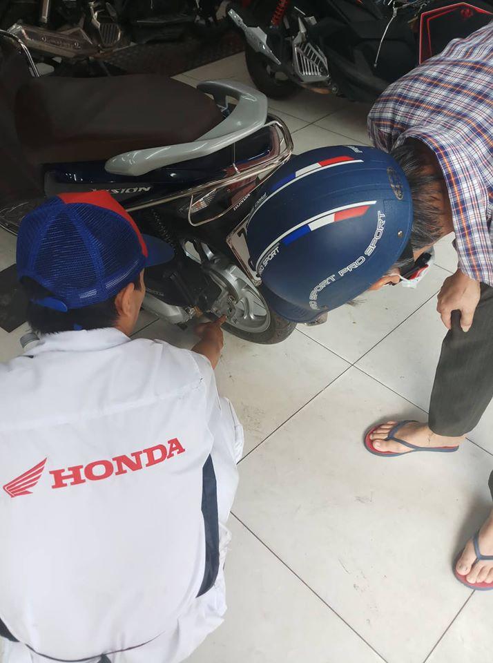 Head Honda Phượng Hoàng