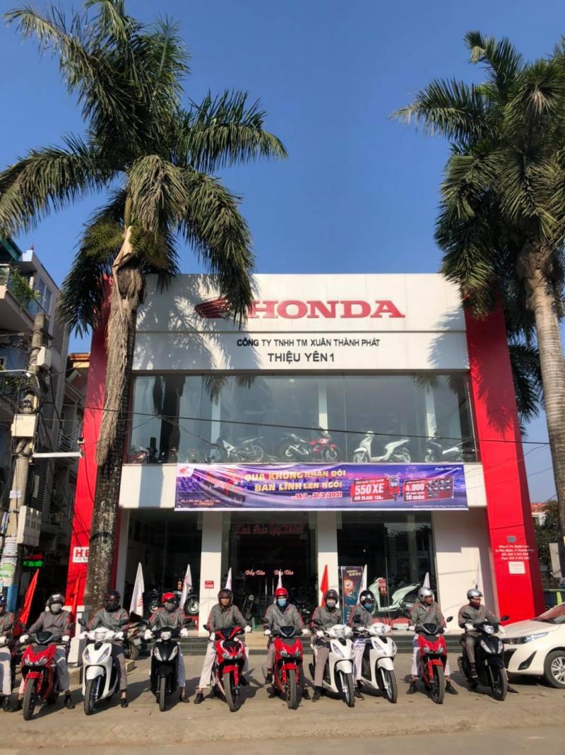 HEAD Honda Thiệu Yên