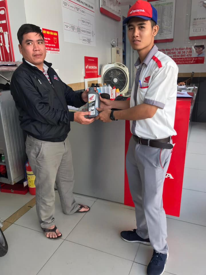 Head Honda Thuận Phát 2