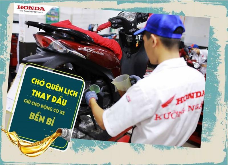 Head Honda Thuận Tiến