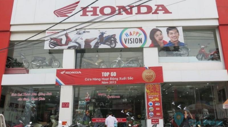 Cửa hàng Honda Tường Nghiêm