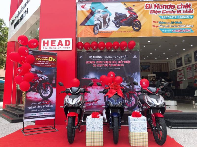 Top 5 đại lý xe máy Honda uy tín và bán đúng giá nhất ở Nghệ An