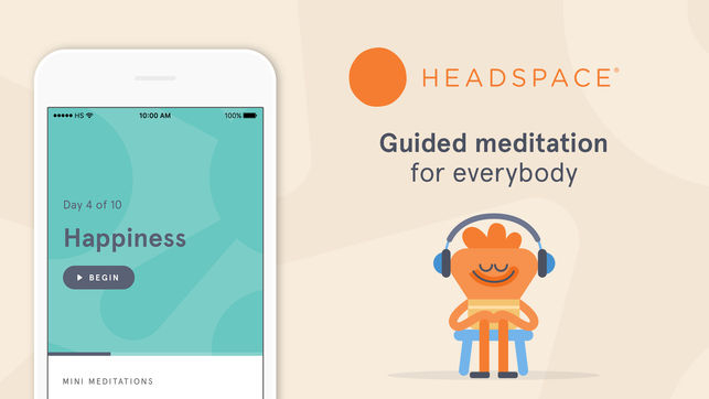 Ứng dụng Headspace