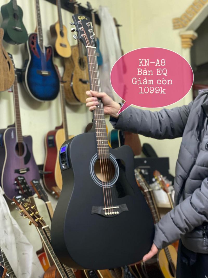 Heart Guitar - Guitar & Nhạc cụ Hà Nội