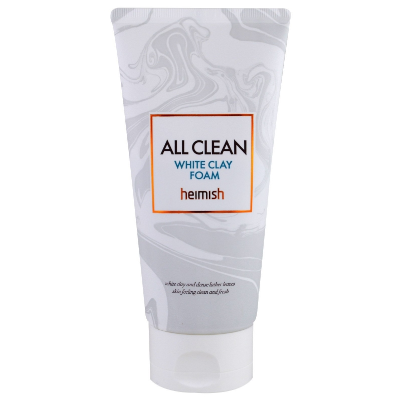 Heimish All White Clay Cleanser.