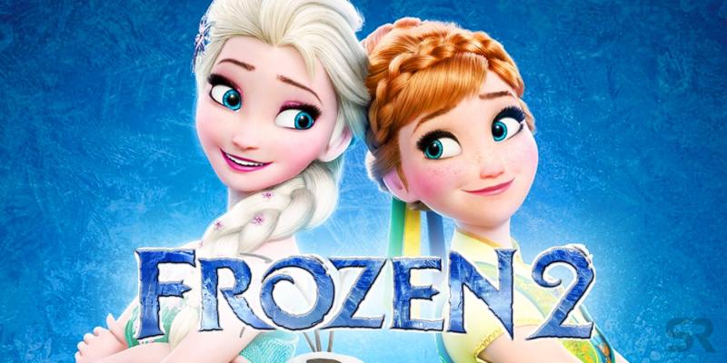Frozen 2 - 22/11/2019