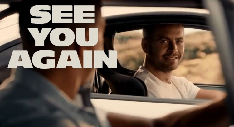 Wiz Khalifa - See You Again ft. Charlie Put