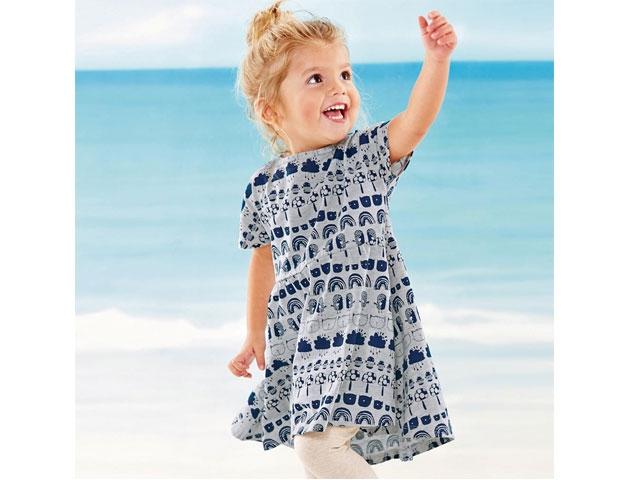 Váy đầm cho bé gái.