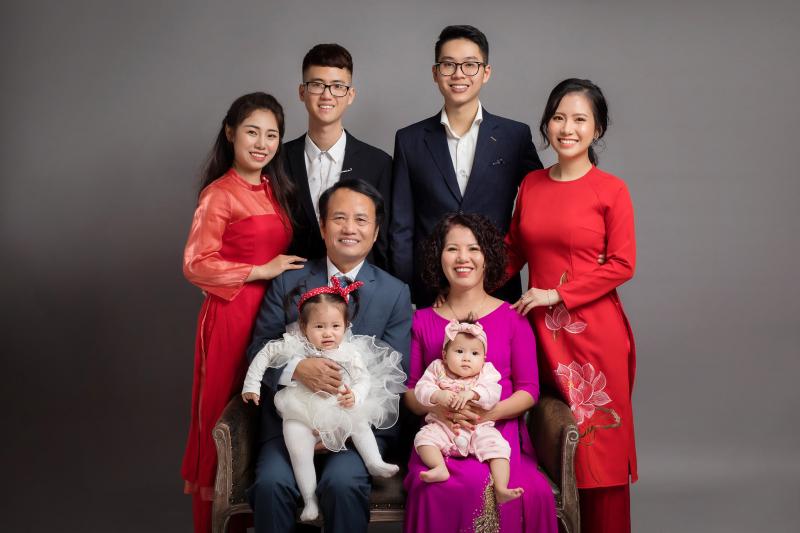 HELLO BABY STUDIO - Chụp ảnh cho bé và gia đình
