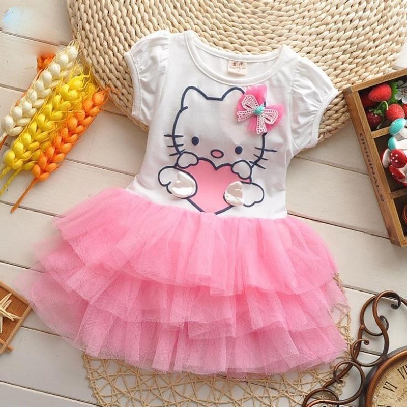 Váy xinh cho bé tại shop