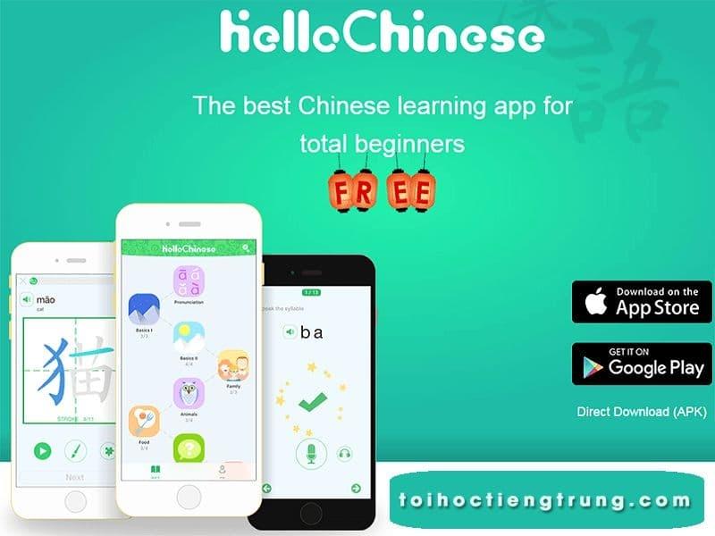 App HelloChinese