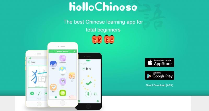 HelloChinese: ứng dụng học tiếng Trung hay nhất trên iPhone