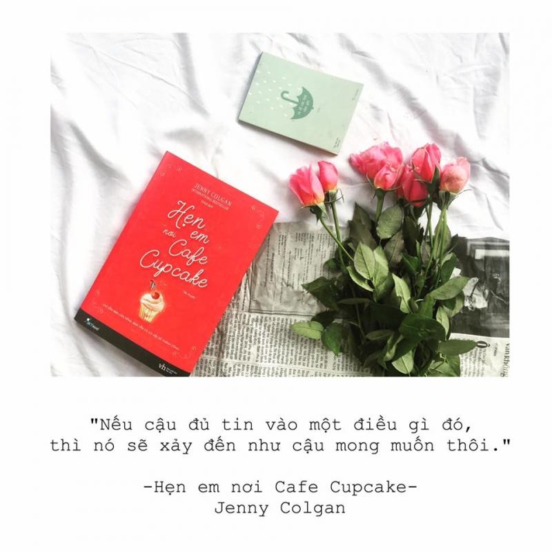 Một câu nói ý nghĩa từ Hẹn em nơi cafe cupcake