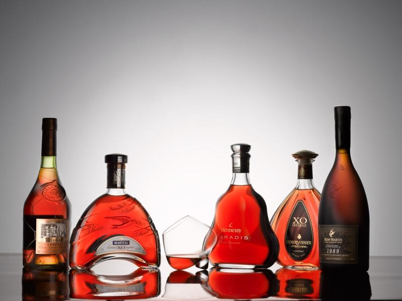 Một số sản phẩm của Hennessy