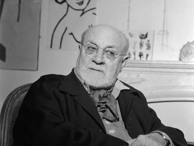 Danh họa Henri Matisse