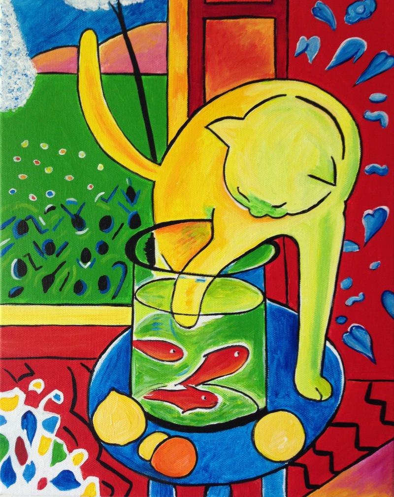 Tác phẩm của Henri Matisse