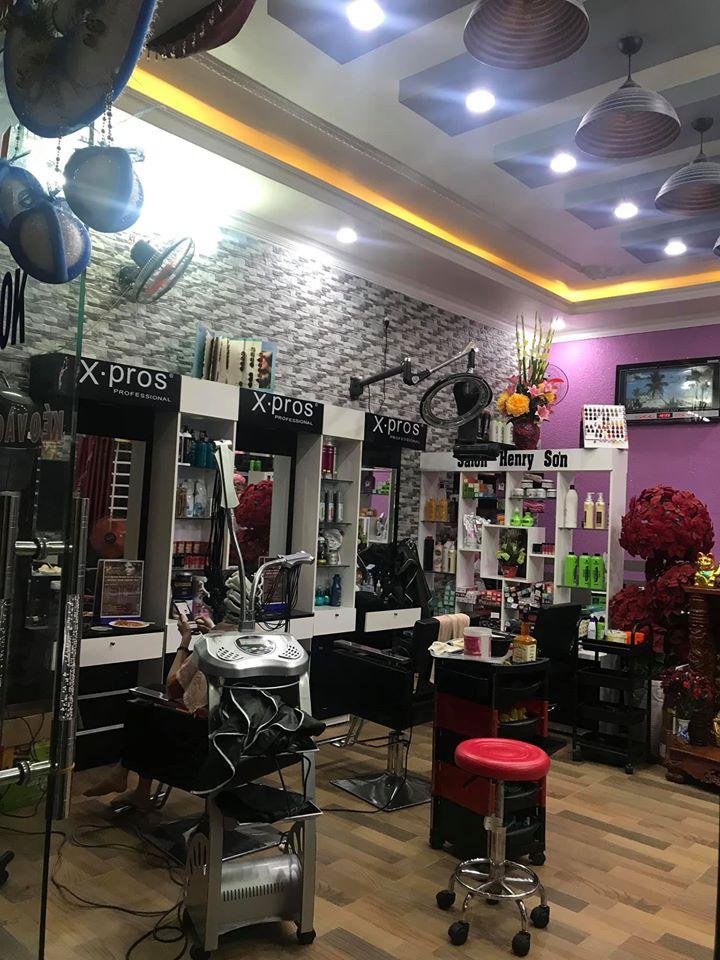 Henry Sơn Hair Salon