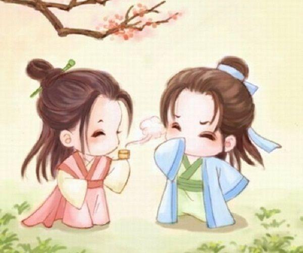 Câu chuyện tình yêu giữa heo con dễ thương và Diêm Vương