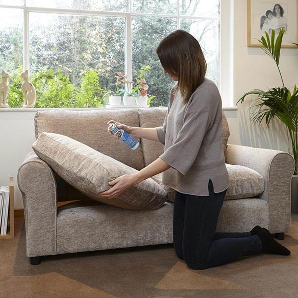 Dung dịch vệ sinh ghế sofa an toàn, thân thiện môi trường