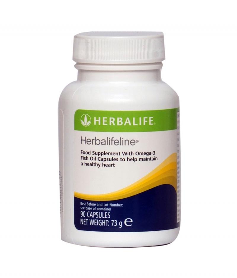 Ảnh thực phẩm chức năng Herbalifeline Omega