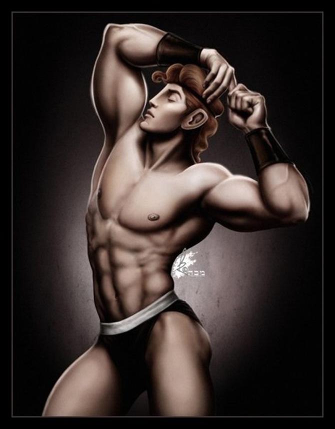 Hercules - phim Hercules