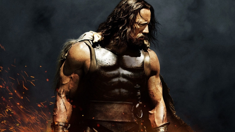 Người anh hùng Hercules