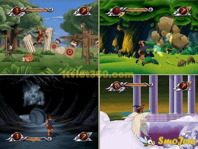 Tựa game Hercules
