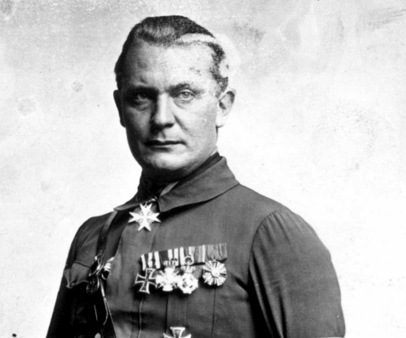 Chủ tịch Nghị viện Đức Herman Goring