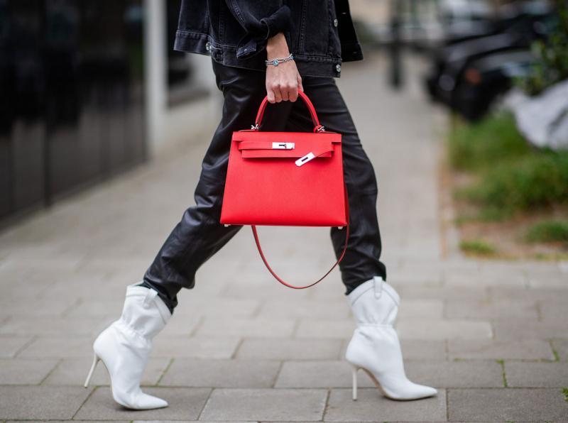 Hermès Kelly đỏ