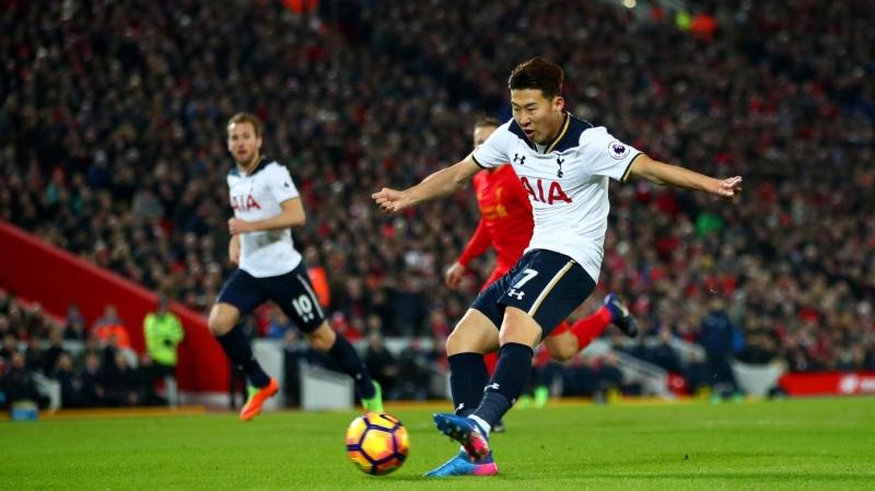 Heung Min Son đang là niềm tự hào châu Á ở sân chơi châu Âu