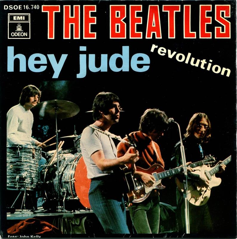 Hey Jude! Hãy lấy một bài hát buồn và làm cho nó vui lên!
