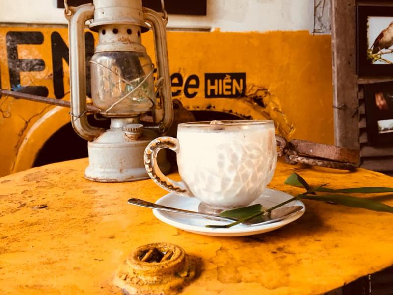 HIEN Coffee - BUS Coffee