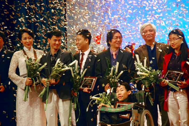 Hiệp sĩ công nghệ thông tin Nguyễn Công Hùng