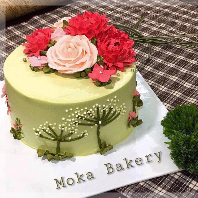 Hiệu bánh Moka Bakery