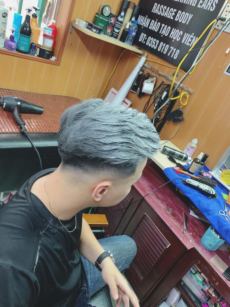 Hiếu Barber